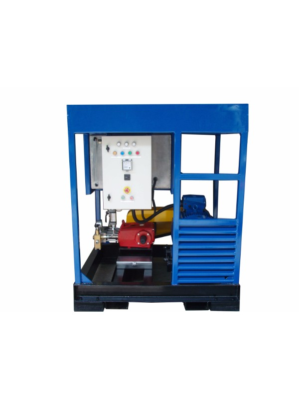 High Pressure Pump Systems - HWT Engineering Services Pte Ltd